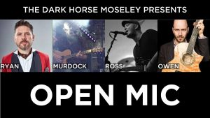 The Dark Horse Open Mic