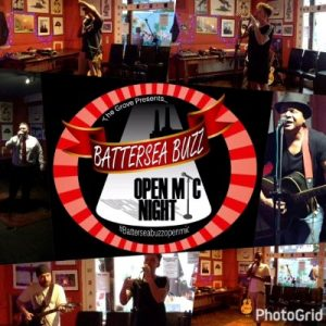 Battersea Open Mic