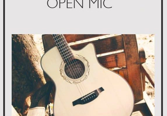 the olde england open mic